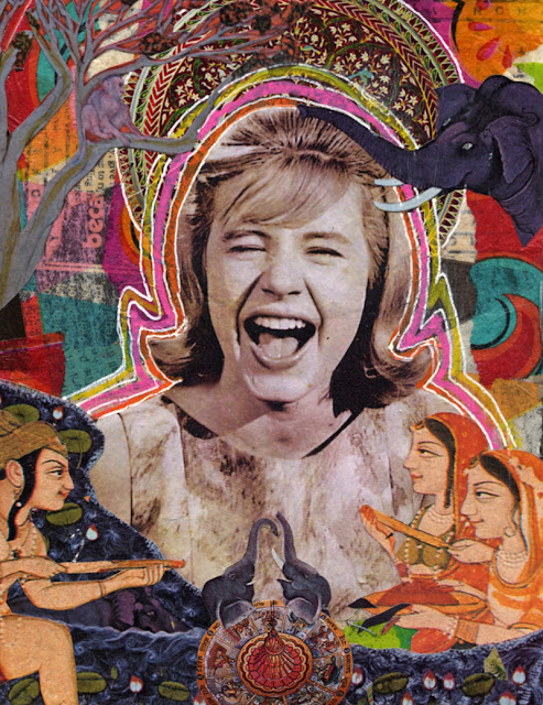 Collage -- TV Saint -- Patty Duke