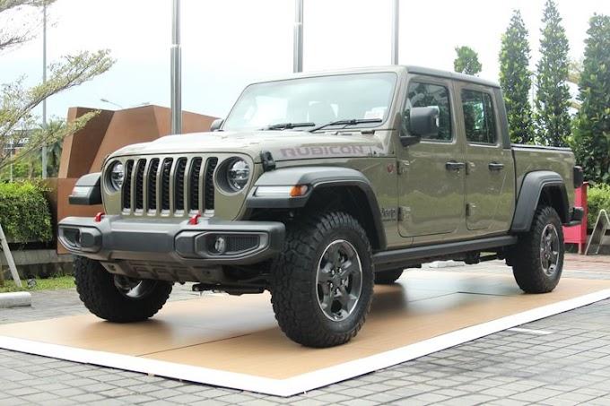 PT. DAS Indonesia Ditunjuk Sebagai Distributor Resmi Jeep Indonesia