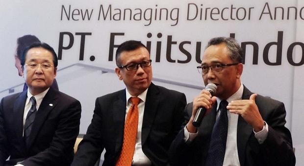 Fujitsu Punya Managing Director Baru
