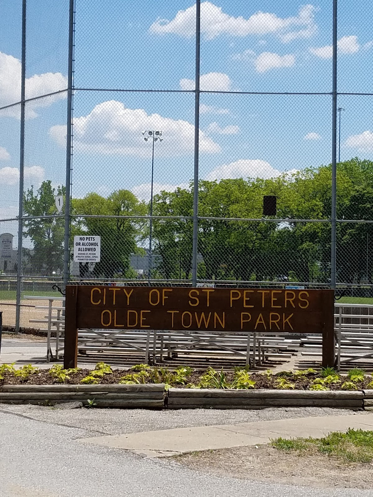city of st peters mo
