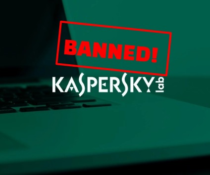 Kaspersky Antivirus Officially Banned By The US Government