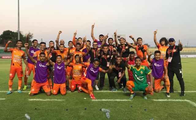 Usai Kalahkan Sriwijaya Fc di Babak Playoff, Persiraja Lolos ke Liga 1