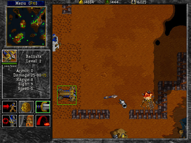 Warcraft 2 Ballista Screenshot