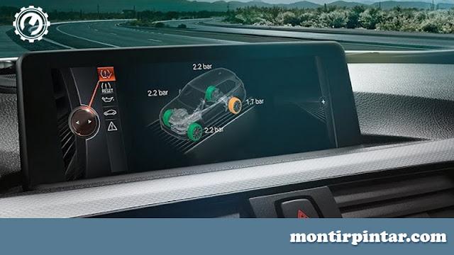 bagaimana tire pressure monitoring system (tpms) bekerja
