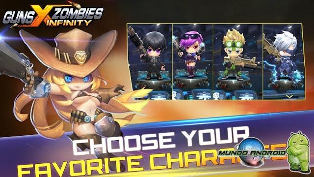 Vista Previa Guns X Zombies Infinity
