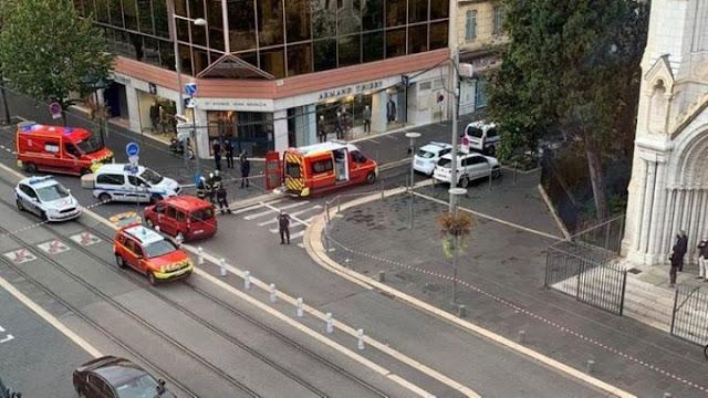 Αποκεφάλισαν γυναίκα σε εκκλησία στη Γαλλία - Τρεις νεκροί και πολλοί τραυματίες