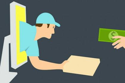 Tips aman saat jual beli dengan sistem cod