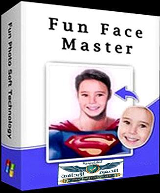 تحميل أفضل برنامج لتركيب الصور Fun Face Master