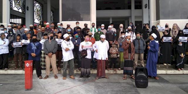 Front Persatuan Islam Kuningan Resmi Dideklarasikan