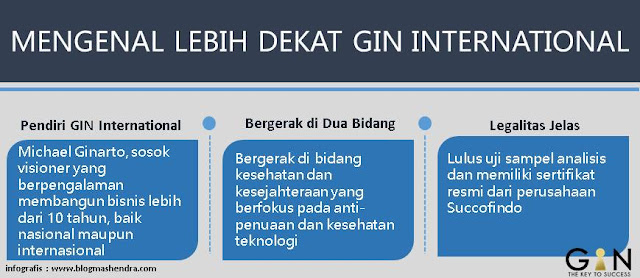 Mengenal GIN International - Blog Mas Hendra