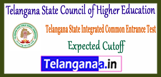 TS ICET Telangana State Council of Higher Education Expected Cutoff 2018