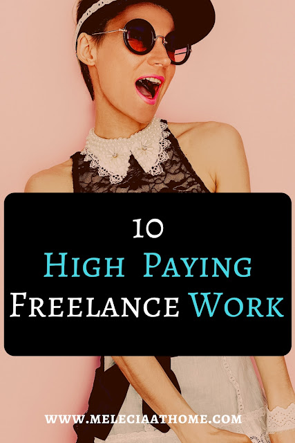 Freelance Work That Pay Big