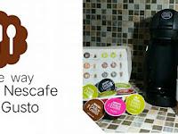 Penggunaan Hingga Perawatan Nescafe Dolce Gusto Yang Serba Praktis
