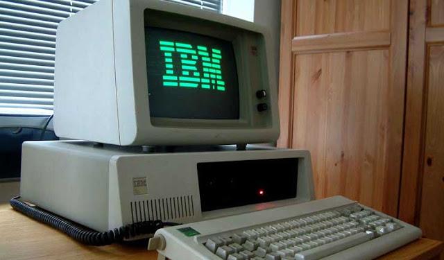 sejarah perkembangan komputer dan cirinya