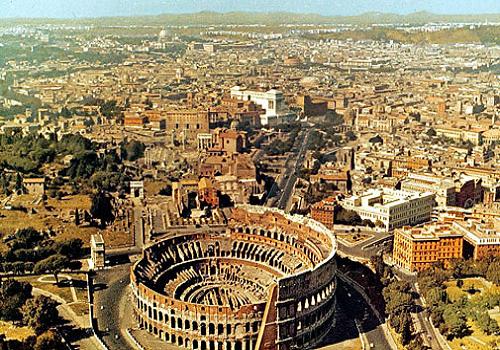 Thành phố châu Âu nào được gọi là thành phố vĩnh cửu?