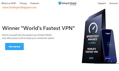 Top 5 Best Free Proxy VPN Sites List 5