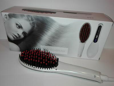cepillo alisador elegancehair extensions