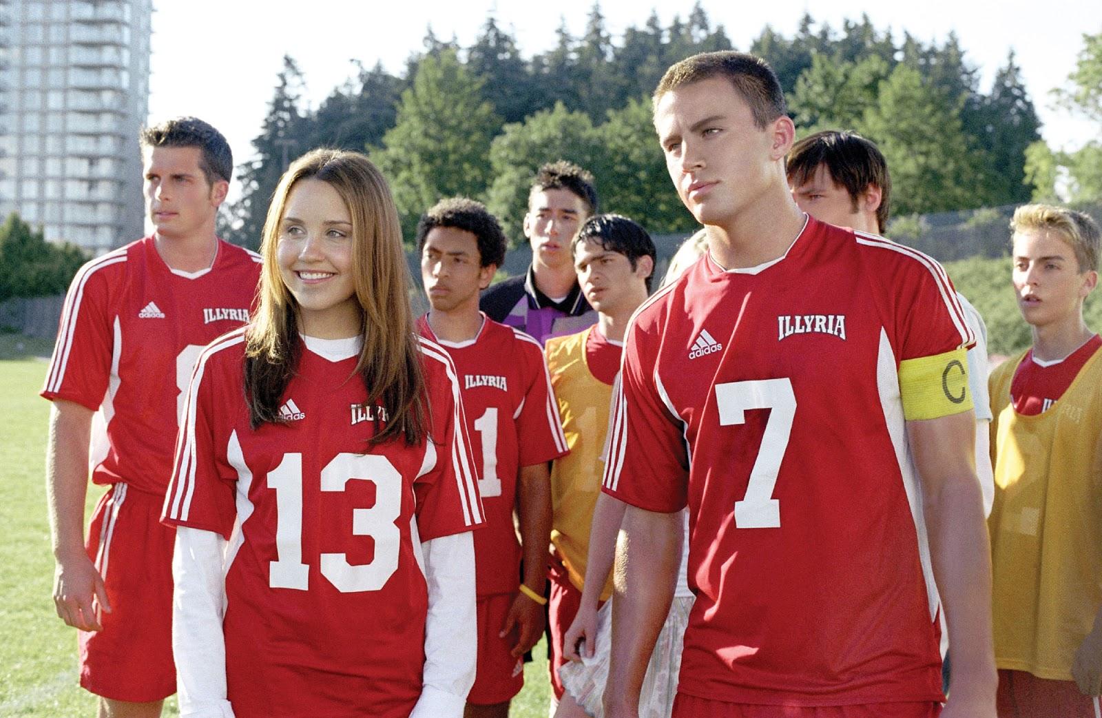 Filme «Ele é...Ela» com Channing Tatum