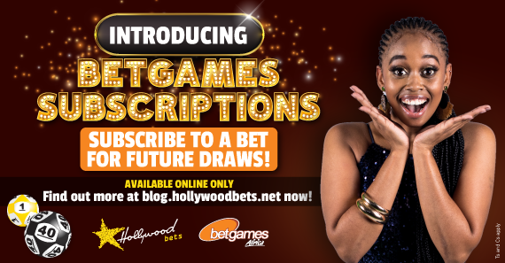 Subscribe your favourite outcome with Betgames