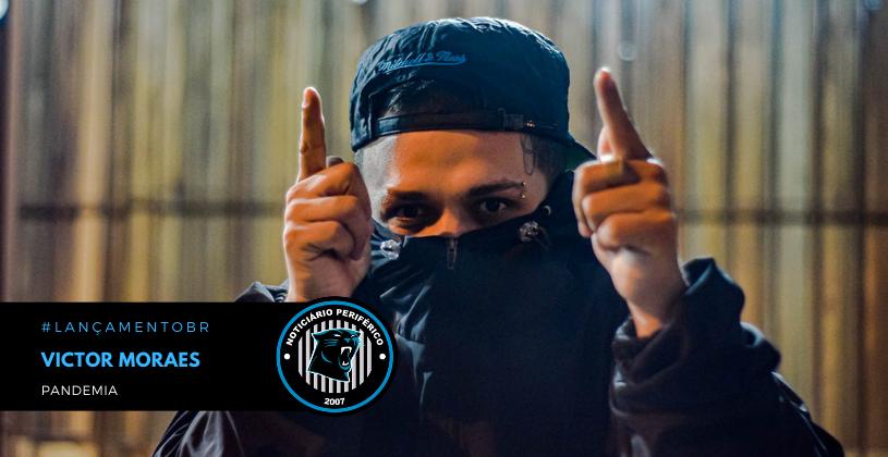 """Victor Moraes lança """"Pandemia"""", seu primeiro EP solo"""