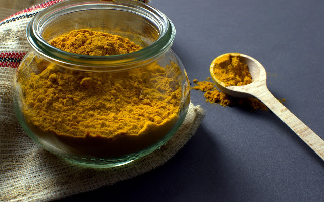 Wild turmeric gives the skin you dream of