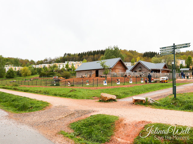 Kinderbauernhof im Center Parcs Bostalsee