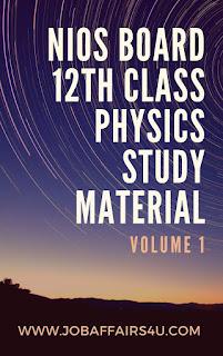 nios 12th class study material
