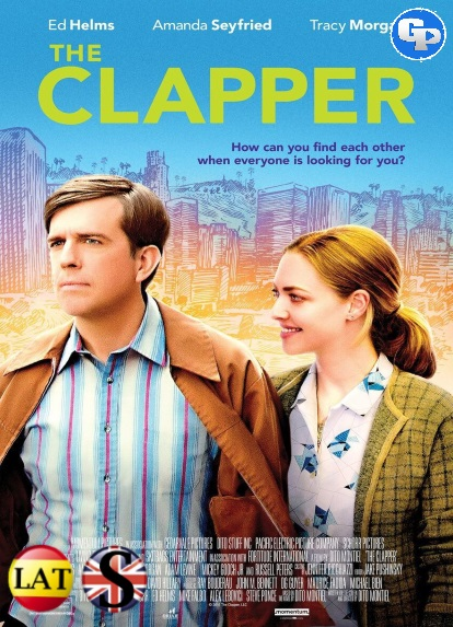 The Clapper (2017) HD 720P LATINO/INGLES