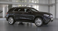 Dòng xe Mercedes GLS 450 4MATIC 2021