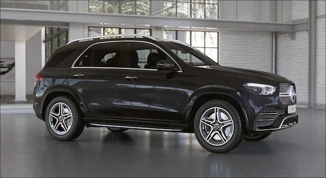 Mercedes GLS 450 4MATIC 2021