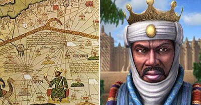 Mansa Musa, richest person in history