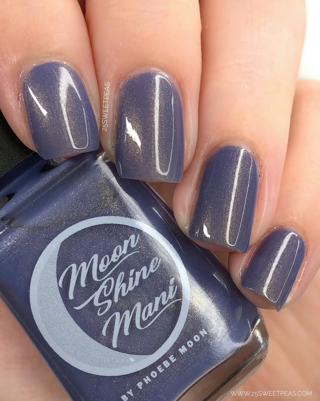 Moon Shine Mani Back To Reality TV Collection - 25 Sweetpeas