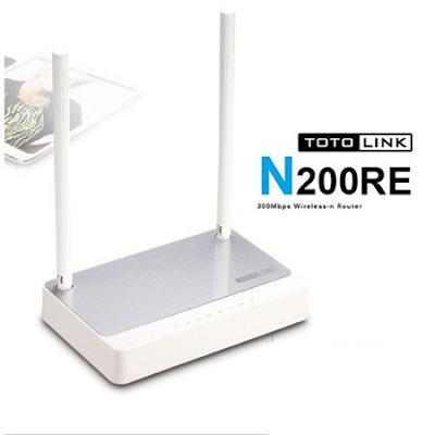 Bộ phát sóng Wi-Fi Router TOTOLINK N200RE