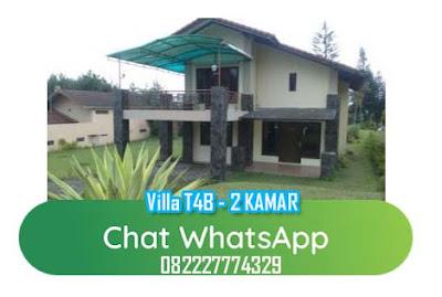 Villa Murah 2 Kamar Di Lembang