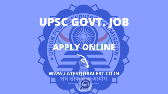UPSC Recruitment, UPSC Recruitment JOB, UPSC Recruitment Vacancy
