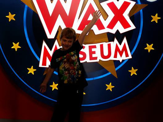 Meet the Stars at The Hollywood Wax Museum, Myrtle Beach