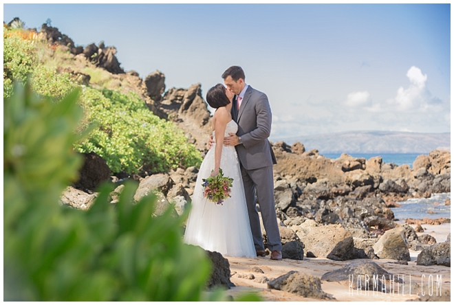 Wailea Morning Wedding