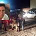 Acusado de tentativa de sequestro é preso com arma, carro clonado e documento falso