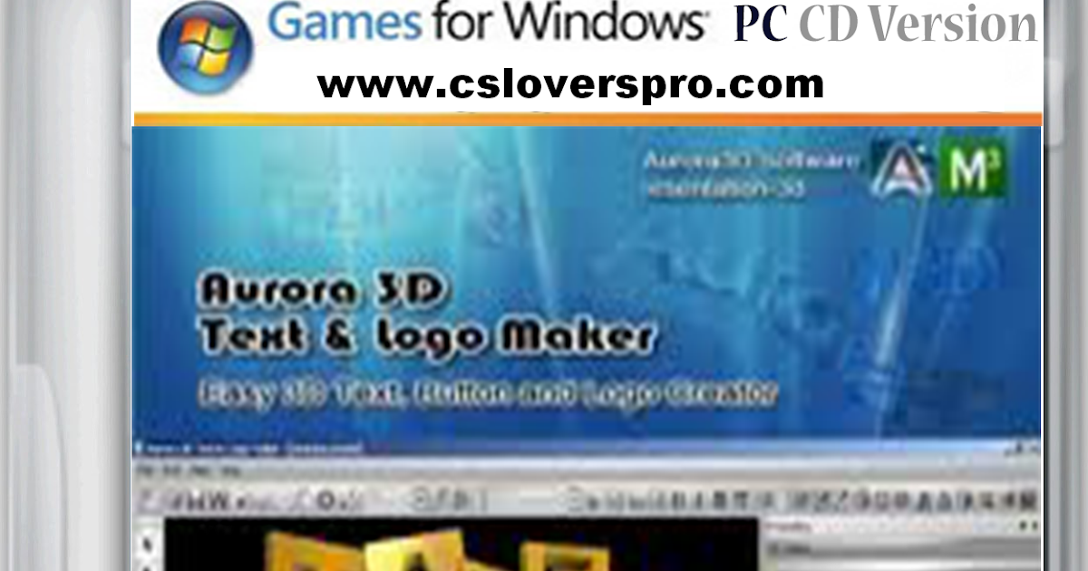 3d Logo Maker Software Free Download Full Version