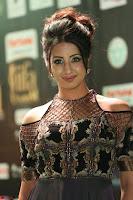 Sanjjanaa Galrani aka Archana Galrani in Maroon Gown beautiful Pics at IIFA Utsavam Awards 2017 27.JPG