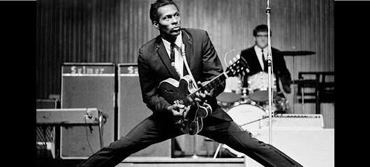 (One of) Chuck Berry's Perfect Song(s) - Too Much Monkey Business