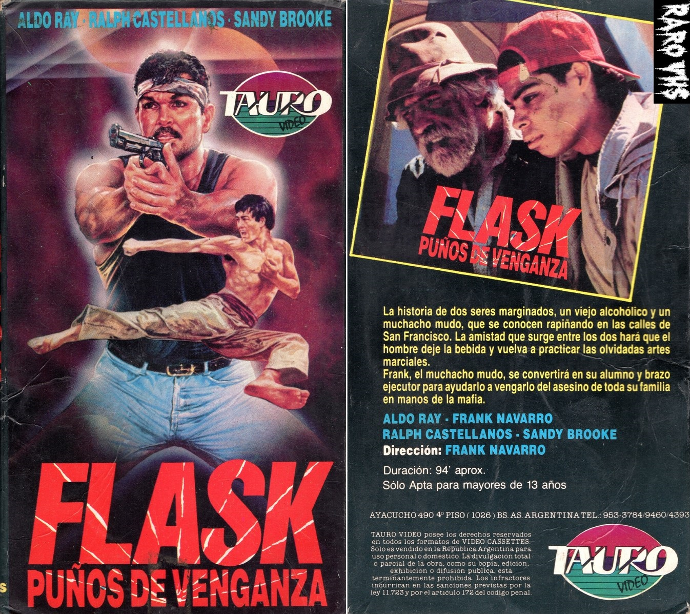 FLASK 1988