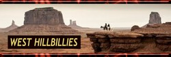 West HillBillies Logo