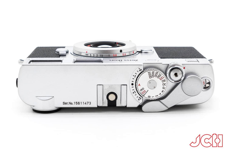Объектив MS Optics Aporia 24mm f/2 с камерой Leica M4