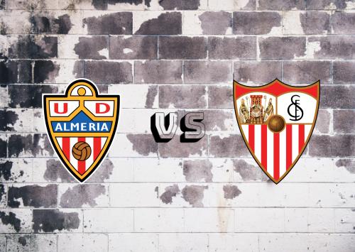 Almería vs Sevilla  Resumen