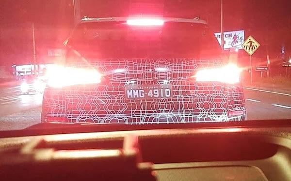 Novo BMW X5 2022 com facelift é flagrado em Blumenau - vídeo