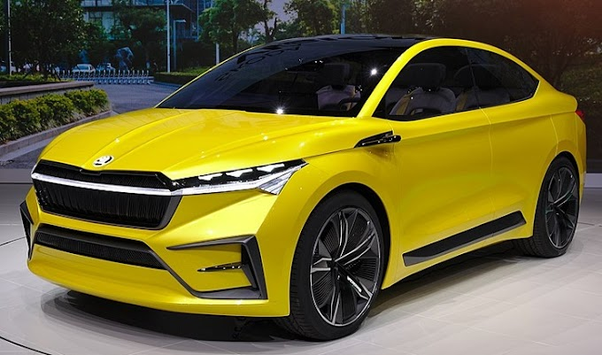 Skoda Vision iV - mileage, price, specifications, features