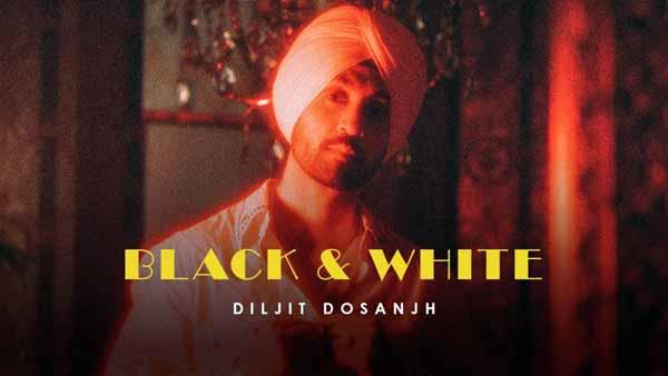 diljit dosanjh black and white lyrics