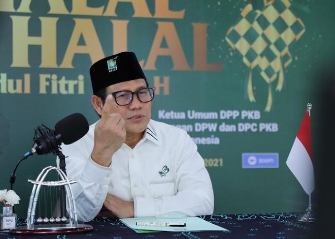PKB 3 Besar Survei Puspoll Indonesia, Cak Imin: Jangan Lengah, Lakukan Politik Kehadiran