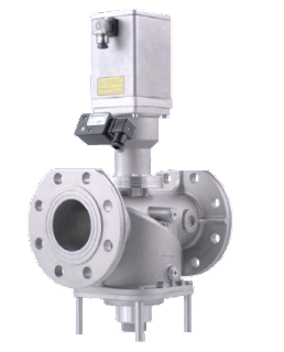 Elektrogas VMH Safety shut off valves for gas